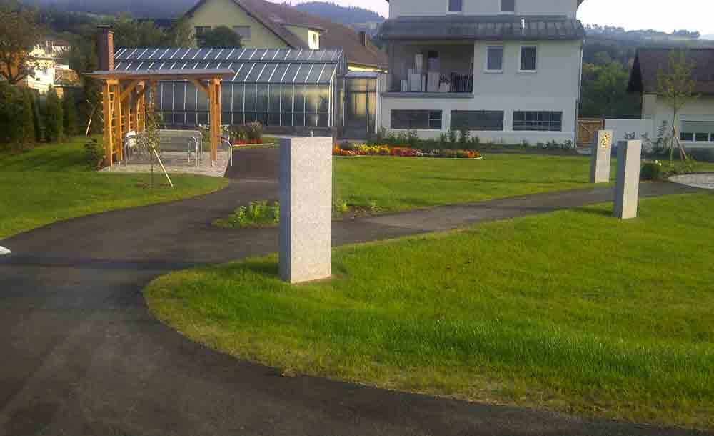 Garten gestalten modern
