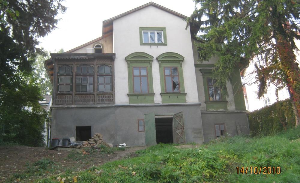 Kloster Sanierung