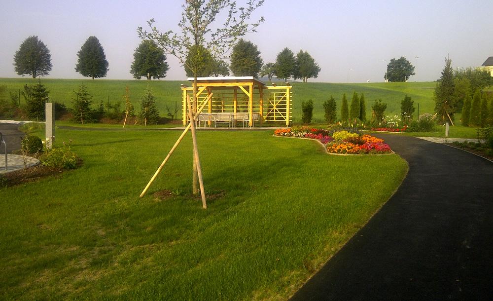 Gartengestaltung öffentlich