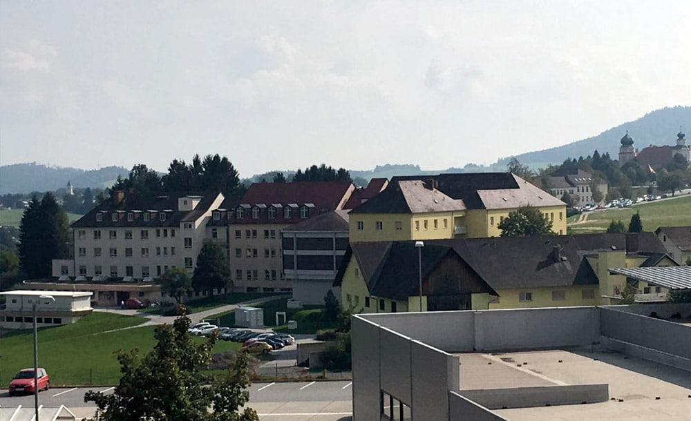 Marienkrankenhaus in Vorau