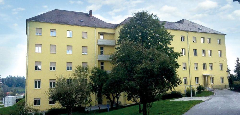 Marienkrankenhaus in Vorau Sanierung