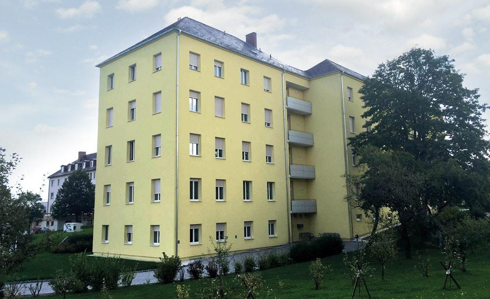 Marienkrankenhaus Vorau Sanierung von Kager Bau