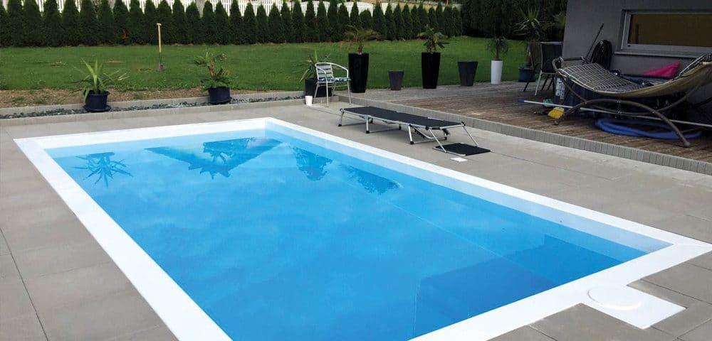 Swimmingpool mit Außenanlage in Oberwart