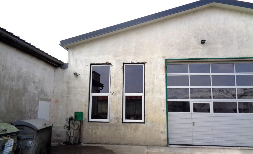 Werkstatt Sanierung in Hartberg 2016