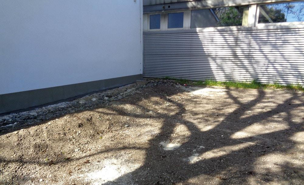Werkstatt-Sanierung in Bad Waltersdorf