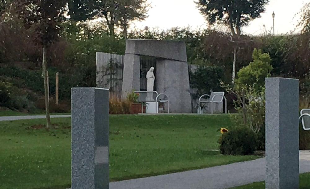 Moderne Gartengestaltung in Vorau