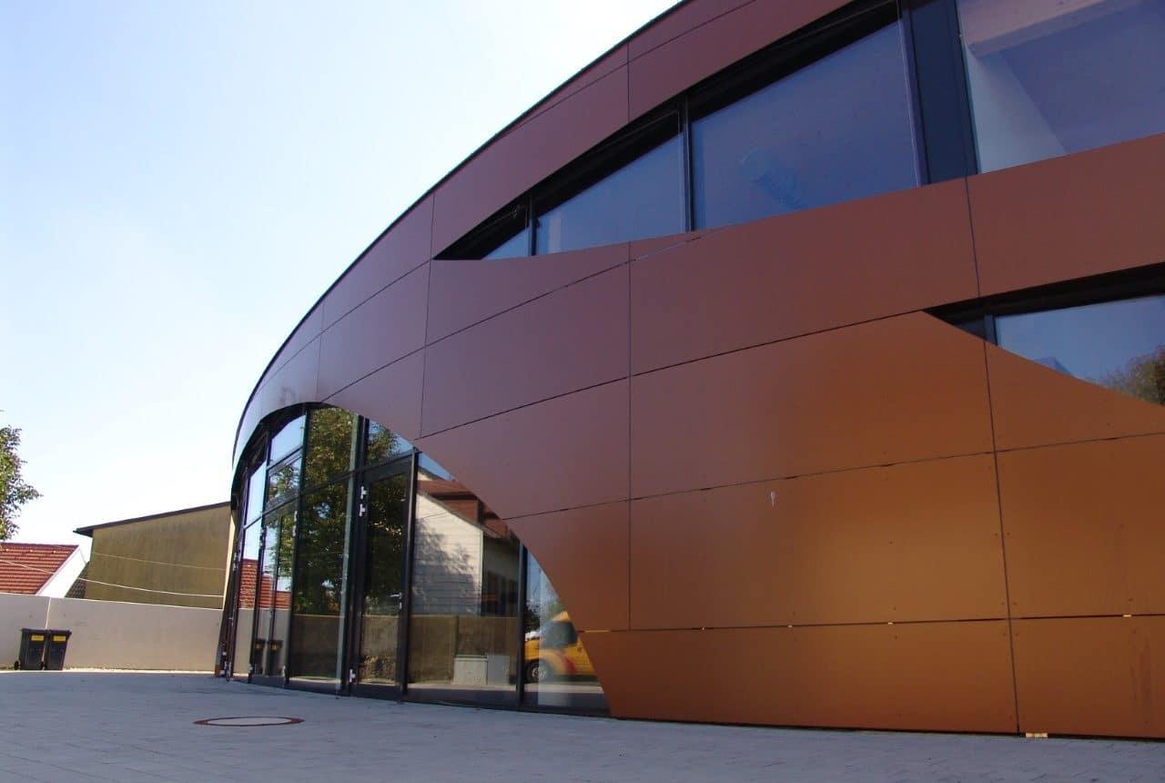 Neubau Kulturhaus von Kagerbau