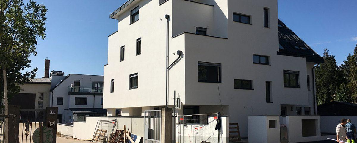Wohnhausanlage Wien