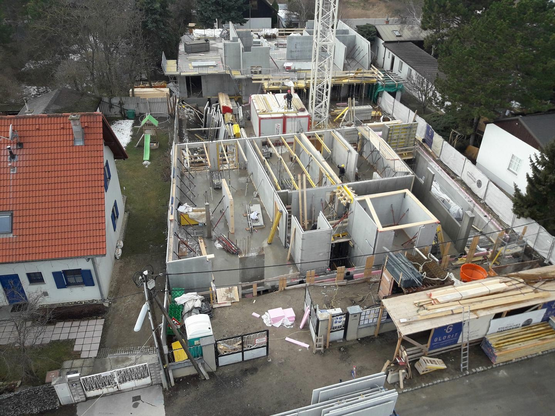 Gerneralunternehmer Kager baut Neubau in der Lohwaggasse