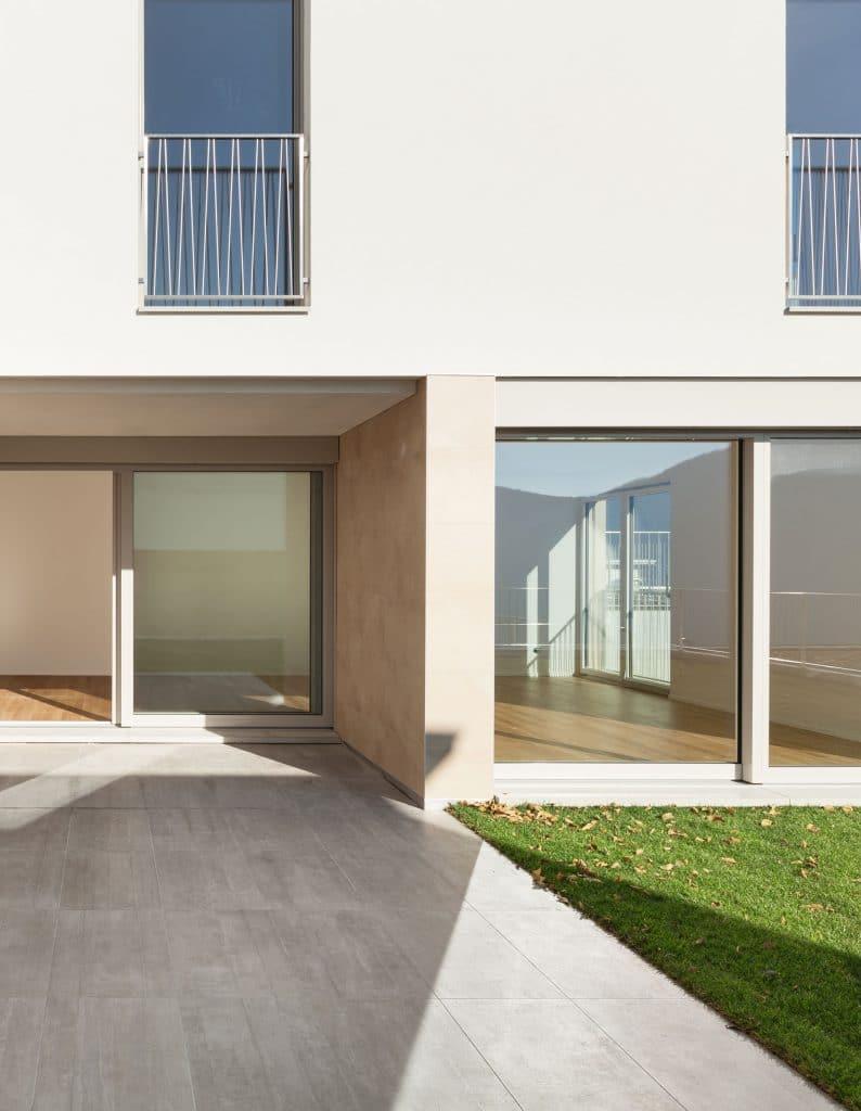 modernes Haus Kager Bau
