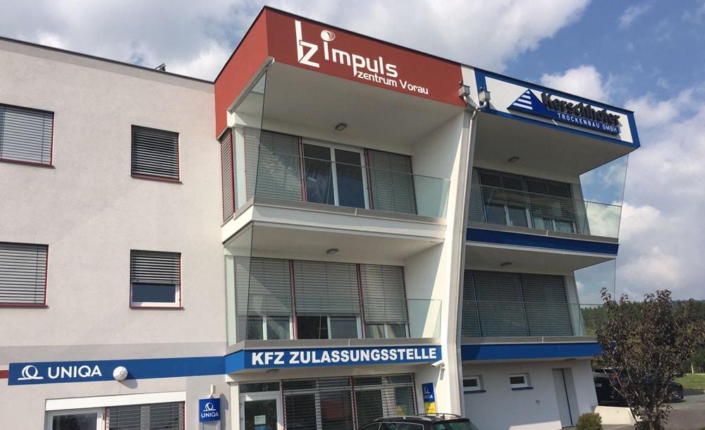 KFZ Vorau Gebäude