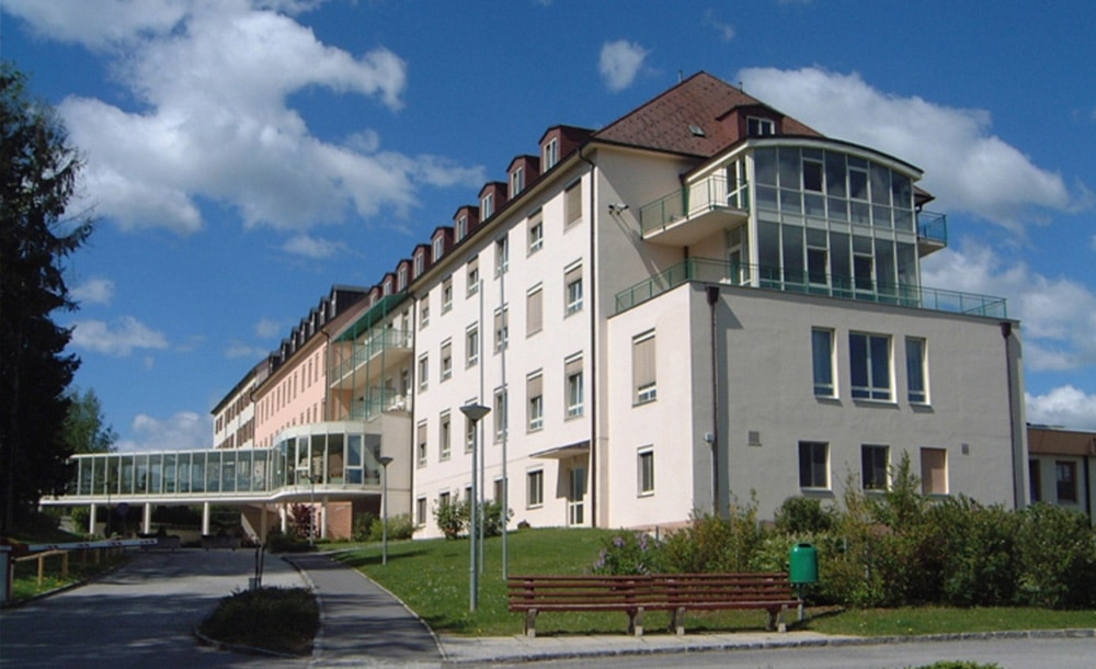 Krankenhaus Sanierung
