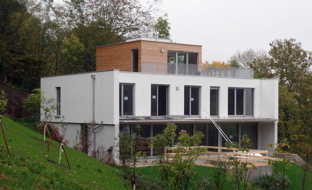 Neubau Villa von Kager Bau