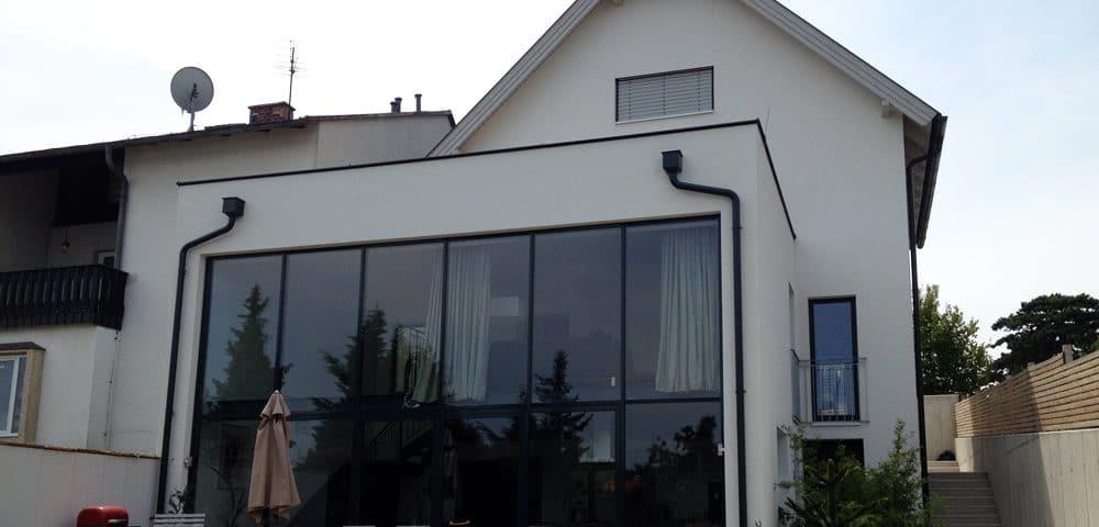 Sanierung Wohnhaus Baufirma inklusive Zubau