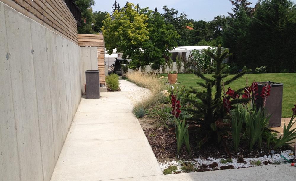Sanierung Gartengestaltung