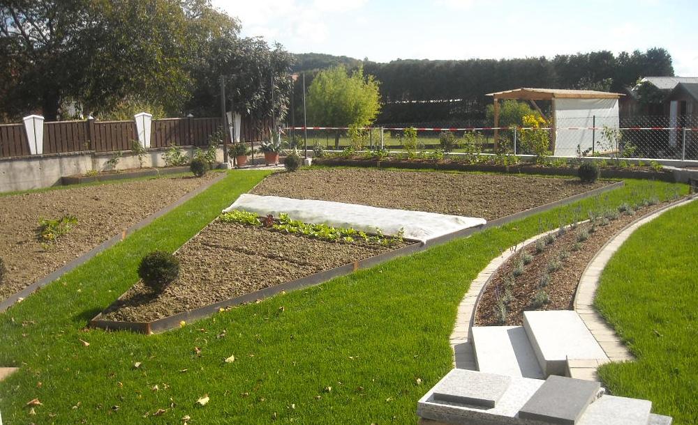 Garten gestalten lassen