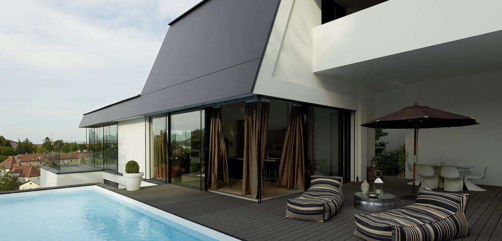 Kager, die Neubau-Baufirma, lässt Wohn-Träume wahr werden