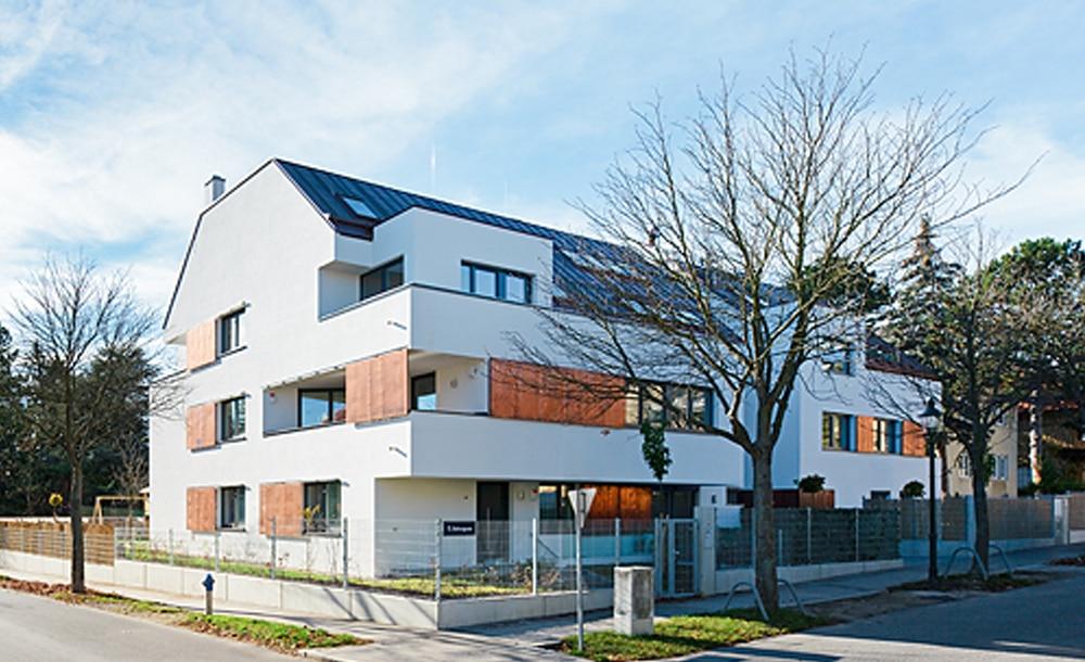 Neubau Rohbau Kager