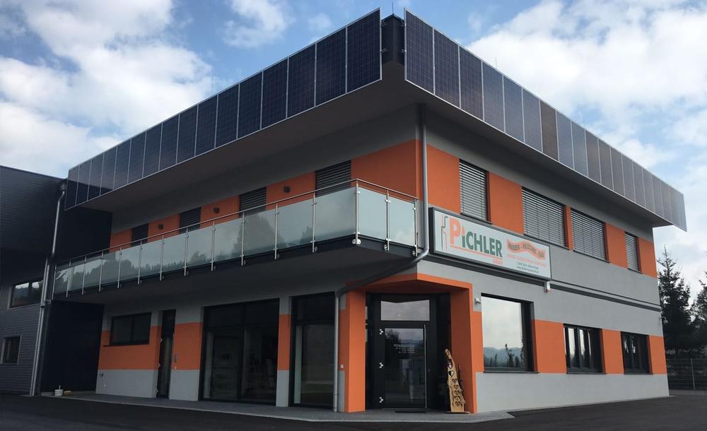 Neubau in Vorau für Pichler - von Kager Massivbau