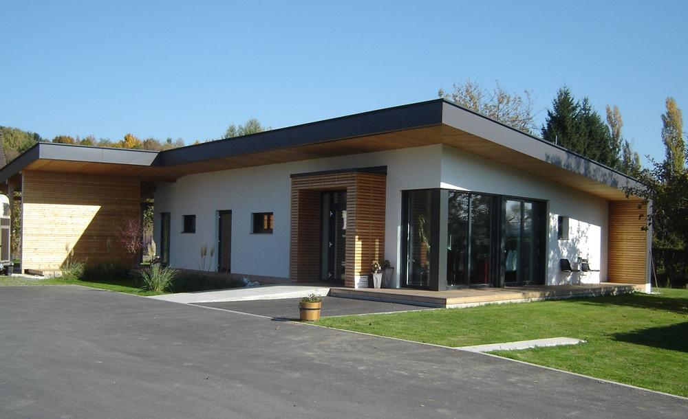 Modernes Einfamilienhaus in Grafendorf