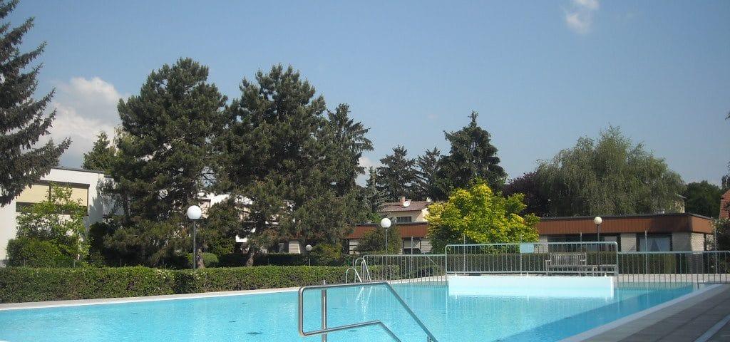BV Sanierung Schwimmbad Wien