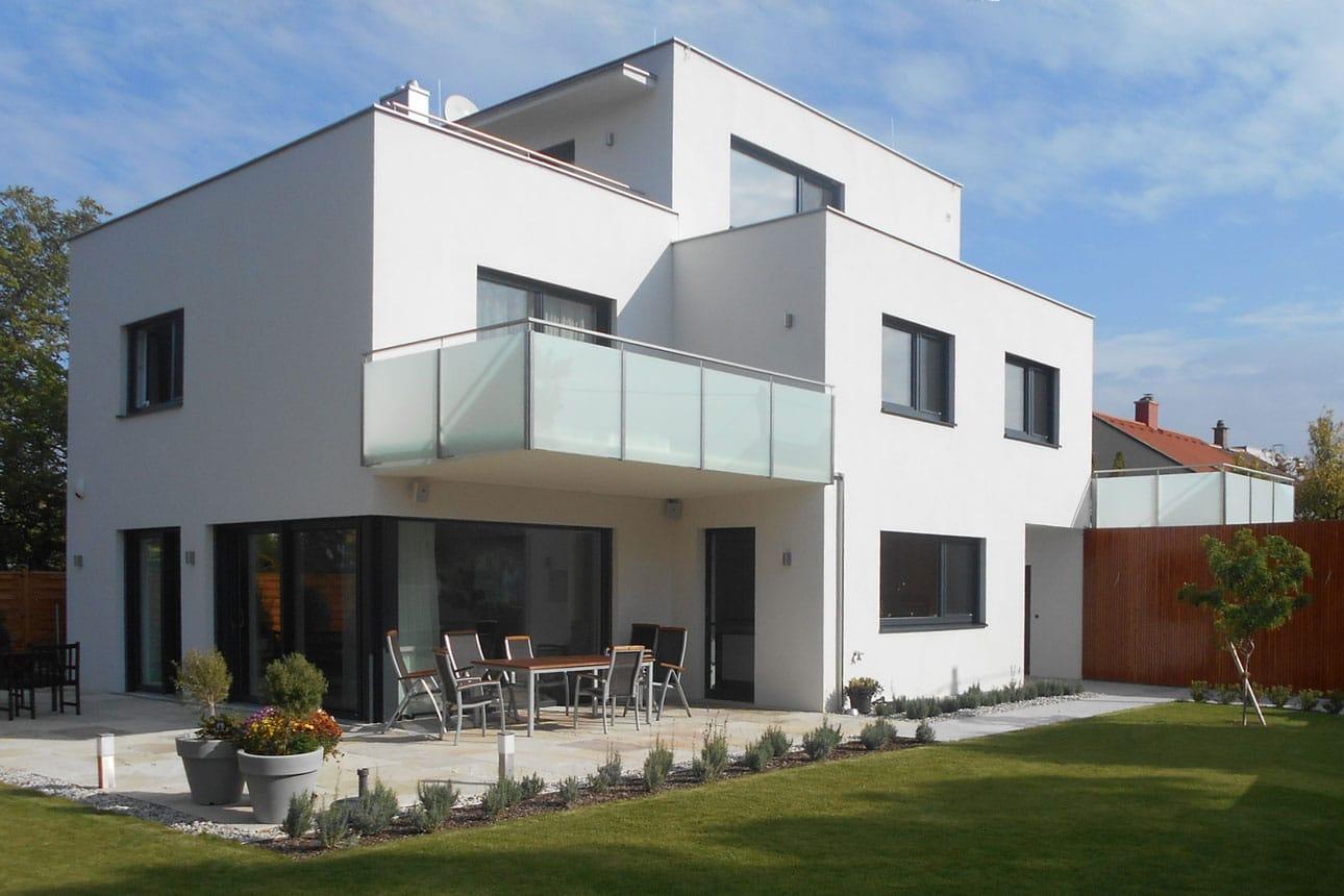 Neubau-Bauunternehmen für Einfamilienhäuser