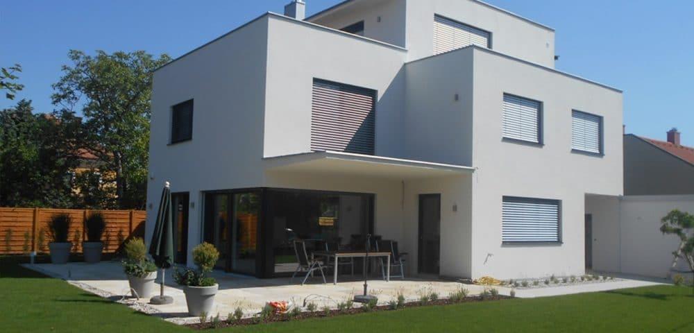Neubau Einfamilienhaus in Mödling