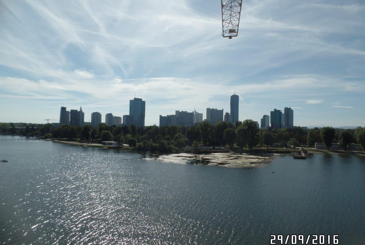 Neubau einer Wohnhausanlage an der alten Donau von Kager Bau
