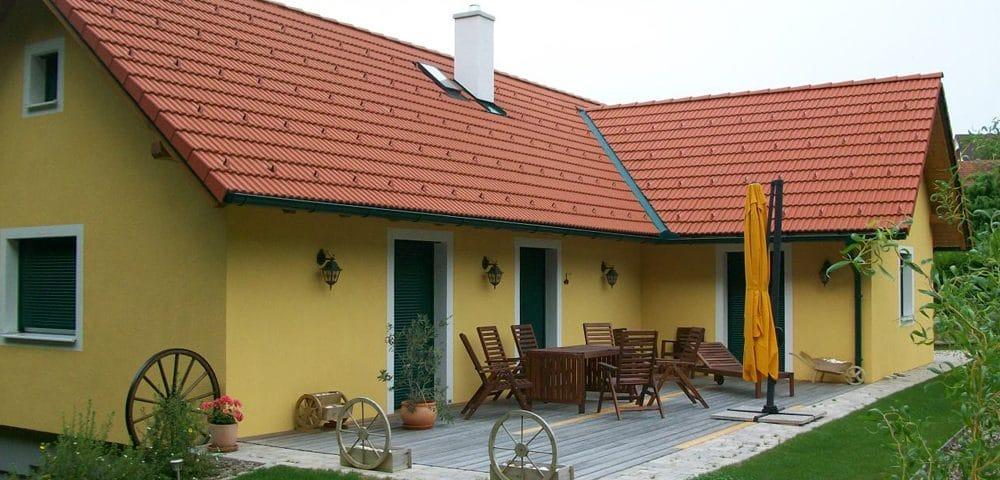 Neubau in Pöllau von Kager Bau