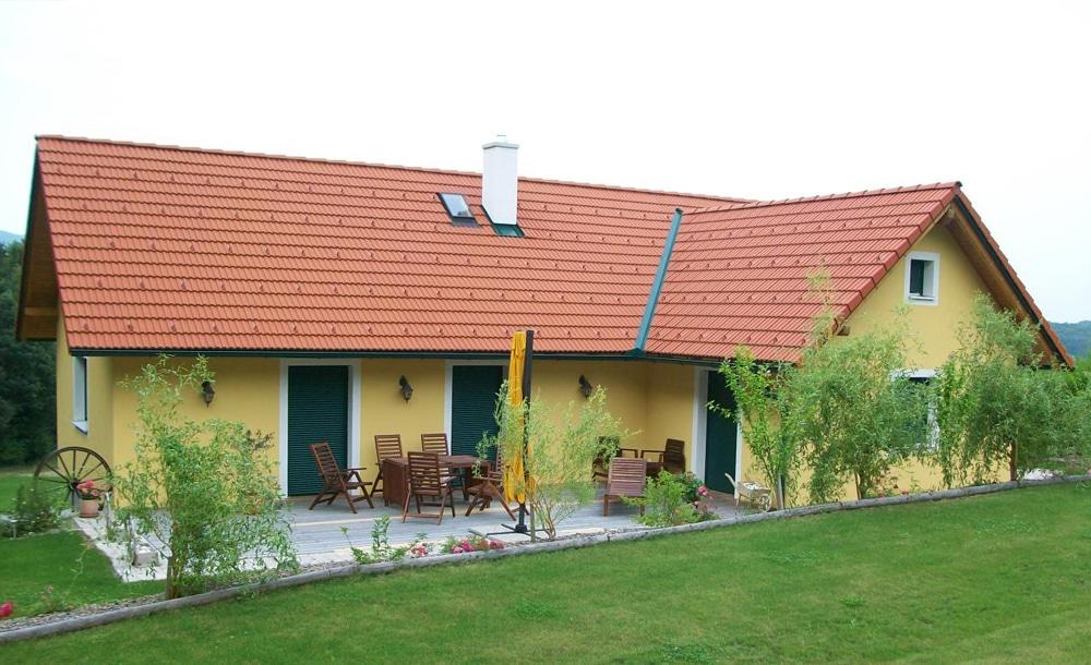 Zubau eines Einfamilienhauses in Pöllau