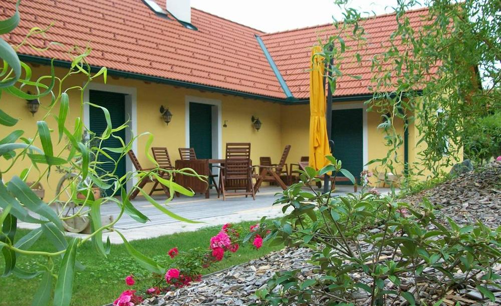 Gartenanlage in Pöllau