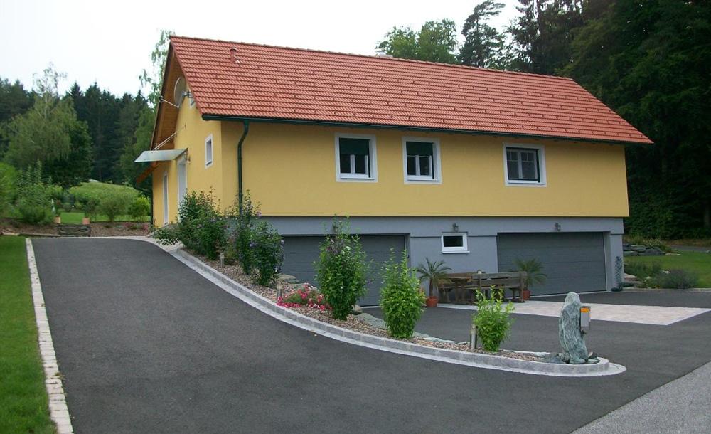 Einfamilienhaus Baufirma