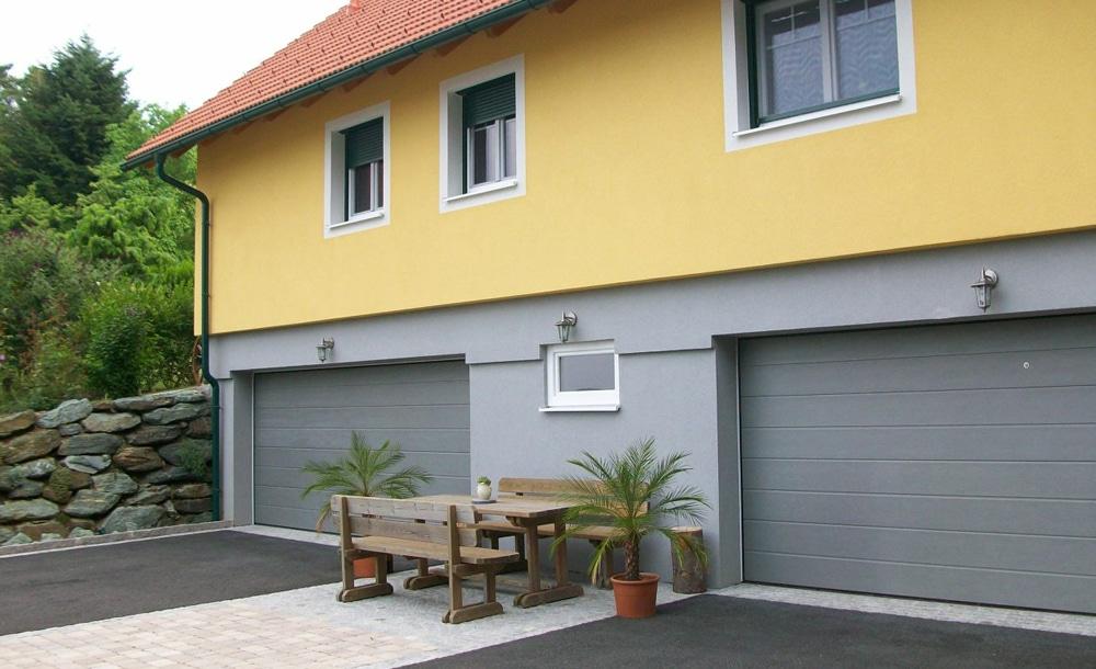 Umbau und Zubau in Pöllau