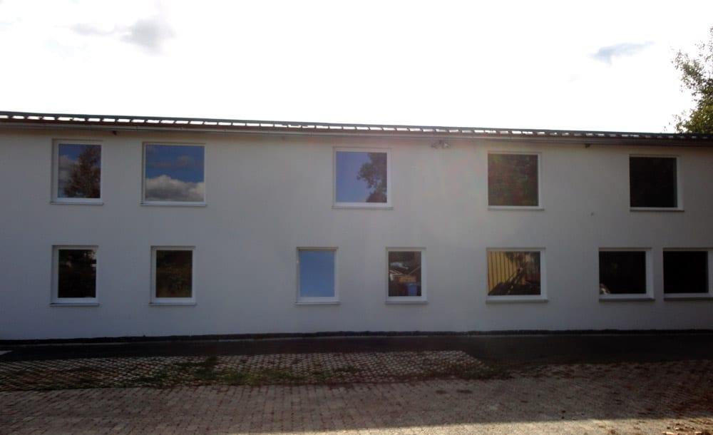 Werkstätten Sanierung in Hartberg 2016