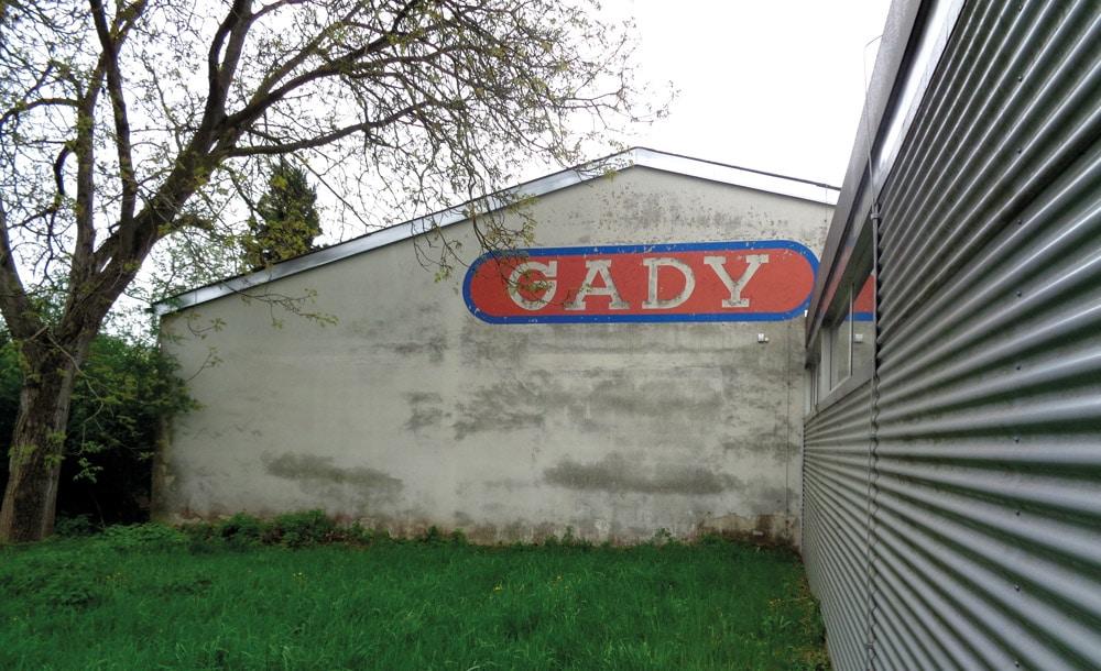 Sanierung von einer Werkstätte in Bad Waltersdorf 2016