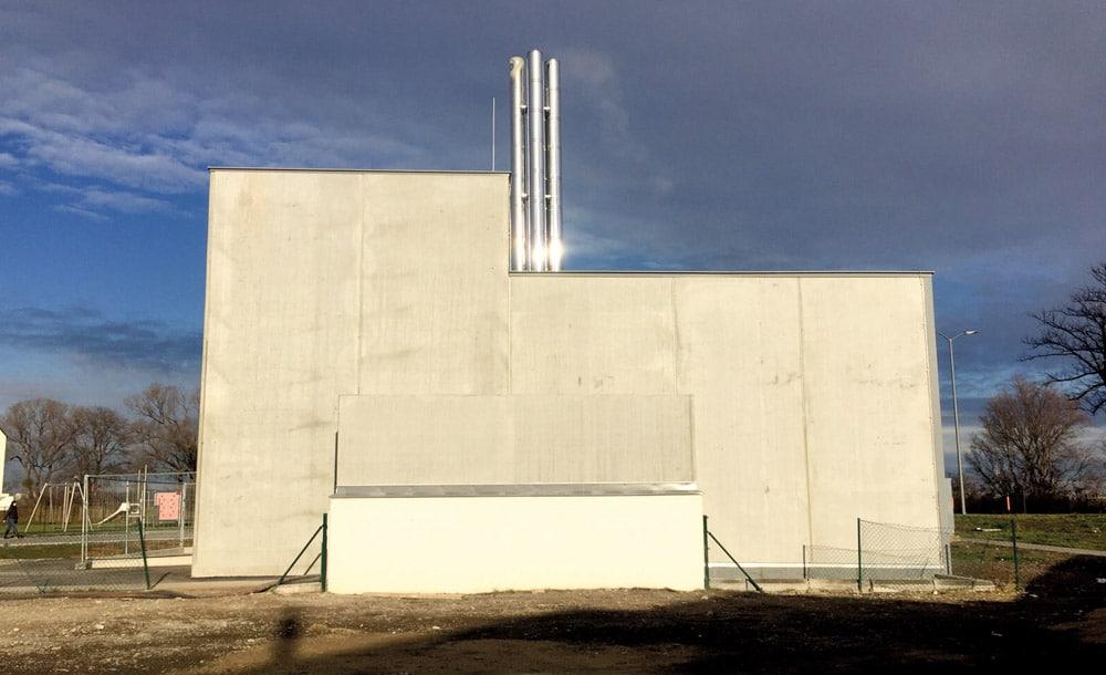 Erweiterung (Zubau) der Nahwärme in Ebreichsdorf 2015