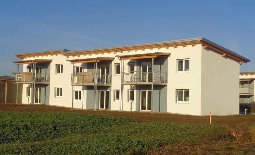 Neubau Wohnhausanlage in Hartberg von Kager Bau