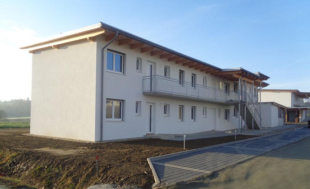 Neubau Wohnhausanlage Hartberg