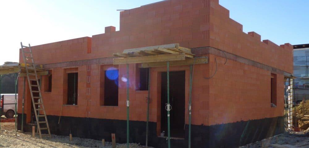 Baufirma Doppelwohnhaus
