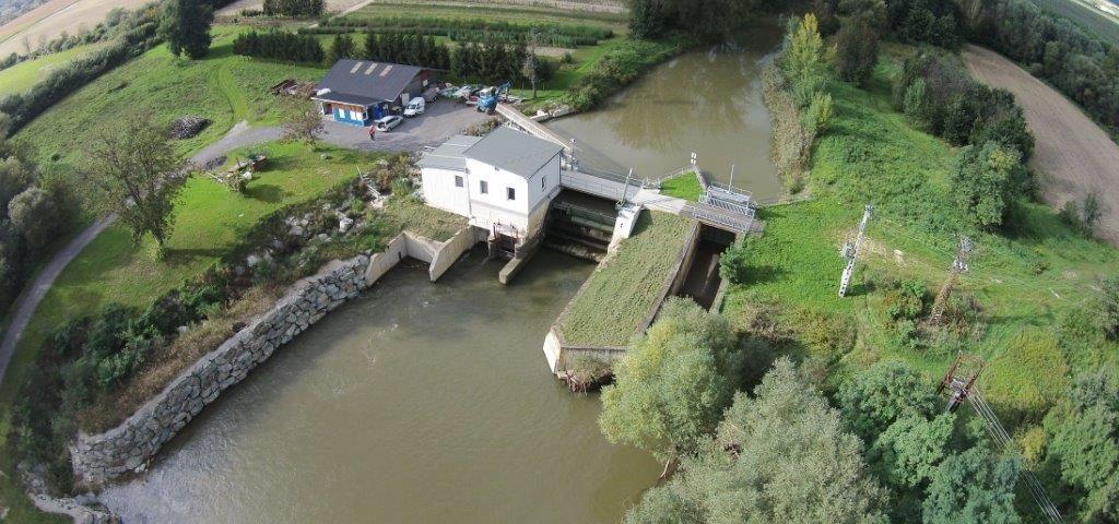 Umbau des Kraftwerk Pornoapati in Ungarn
