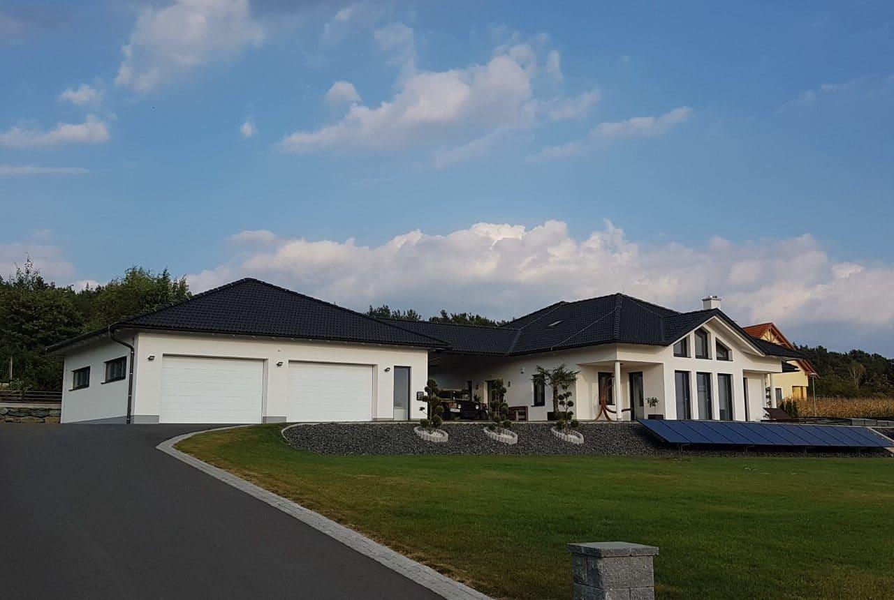Neubau Einfamlienhaus - Kager Massivbau