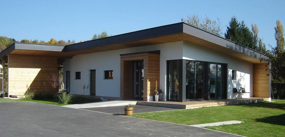 Neubau Massivhaus Grafendorf Bungalow