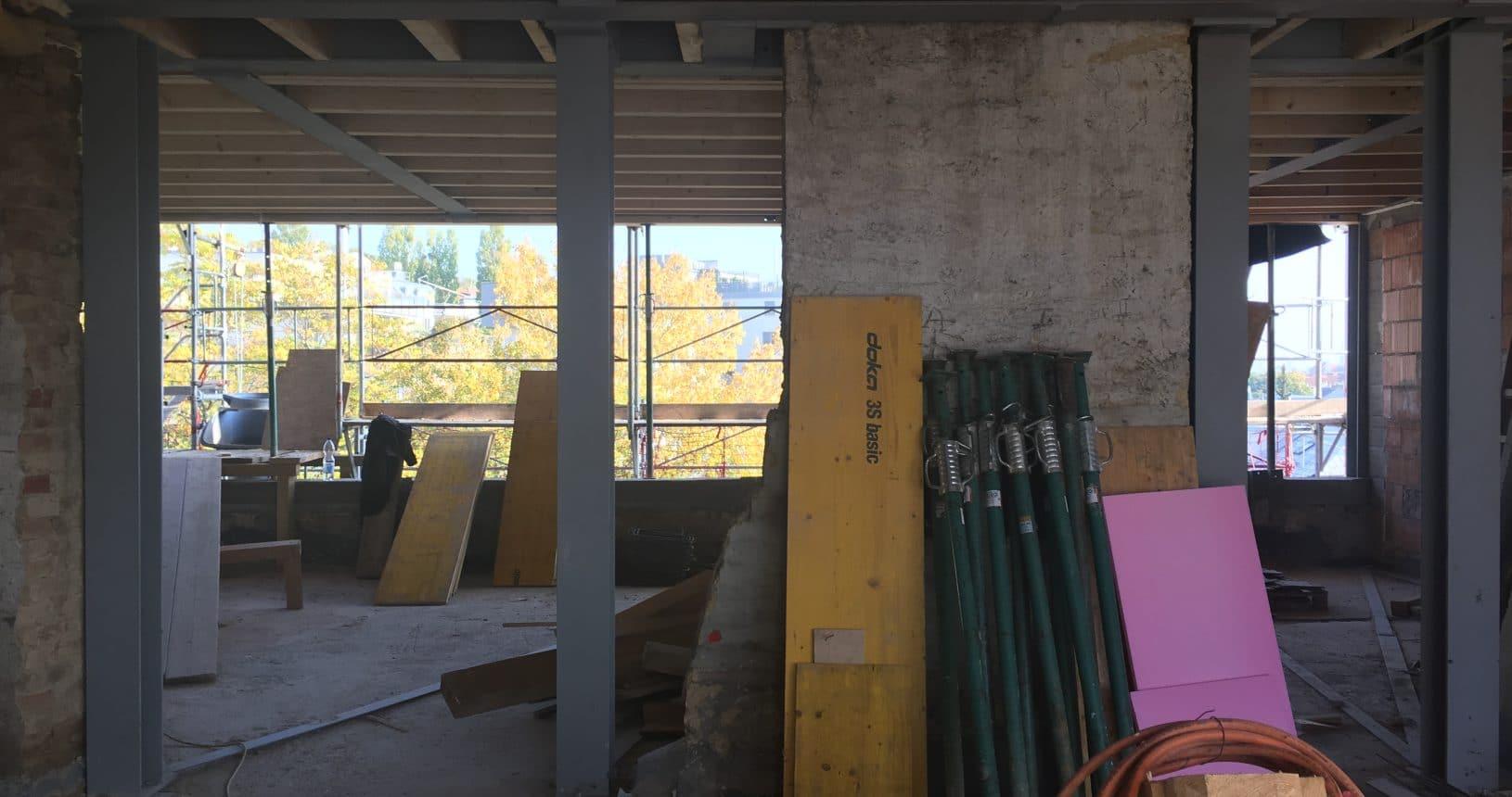 Ausbau Dachgeschoß in Wien
