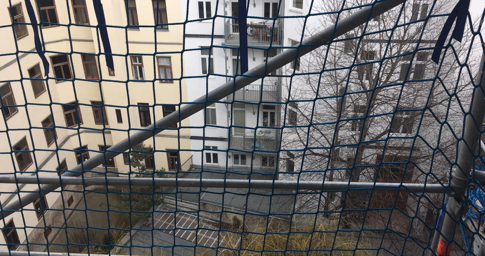 Klosterneuburgerstraße Wien: Erweiterung eines Altbaus
