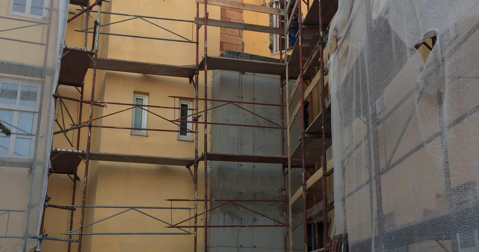 Ausbau und Aufstockung in Mödling