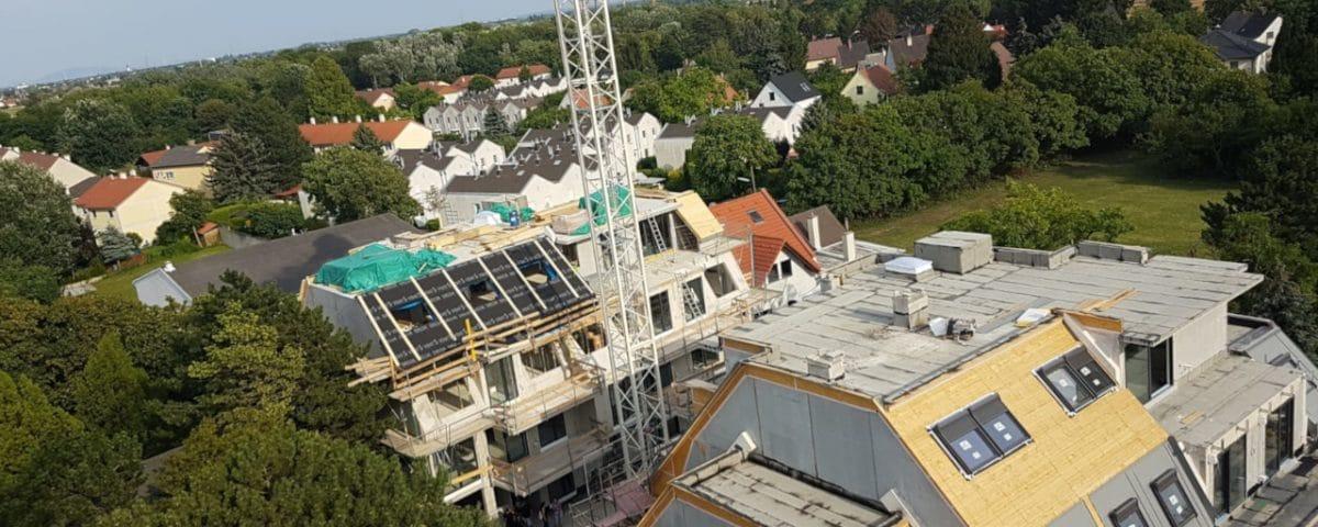 Neubau Lohwaggasse in Wien