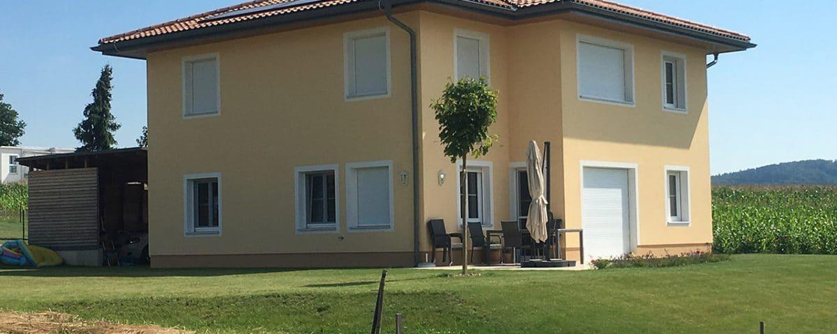 Einfamilienhaus St. Margarethen