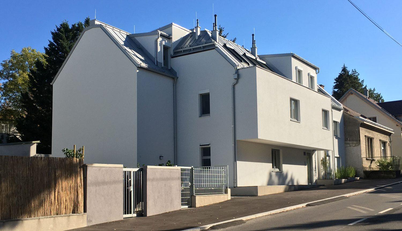 Wohnhaus Wien 23. Bezirk