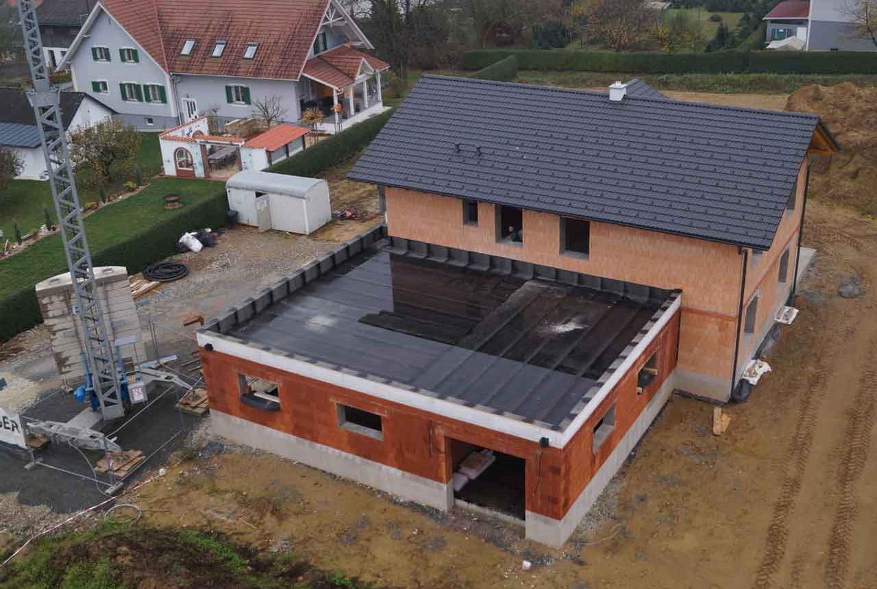 Unterlungitz-Einfamilienhaus