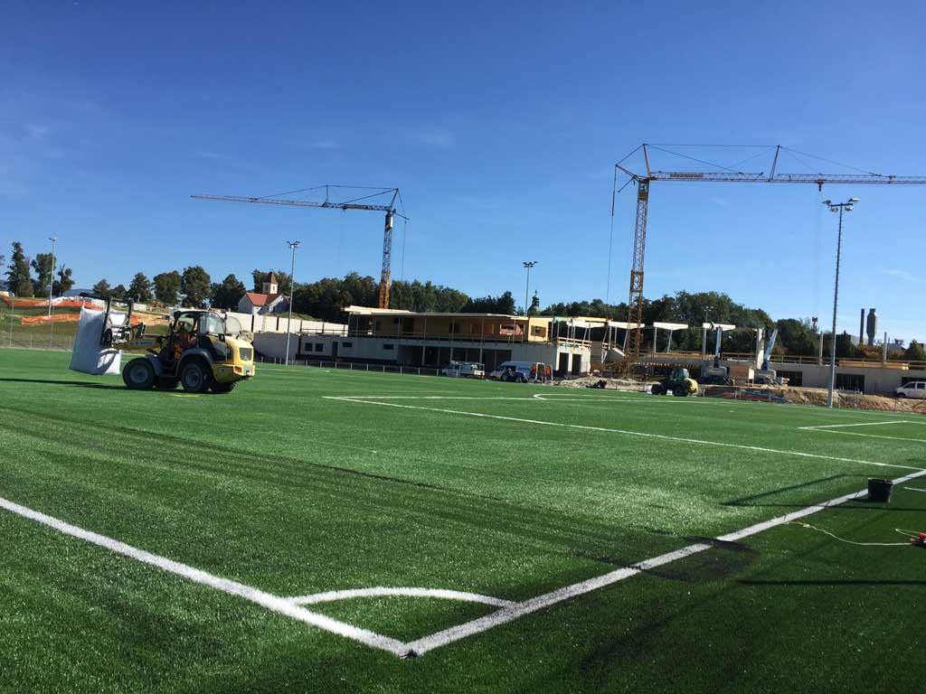 Neues Sport- und Freizeitzentrum in Vorau wird Fans und Spieler begeistern